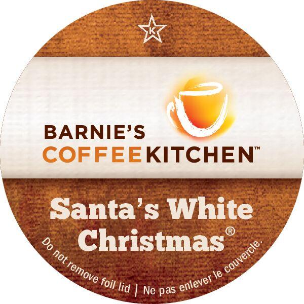 SANTA'S WHITE CHRISTMAS