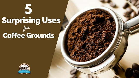 5 Surprising Uses for Coffee Grounds