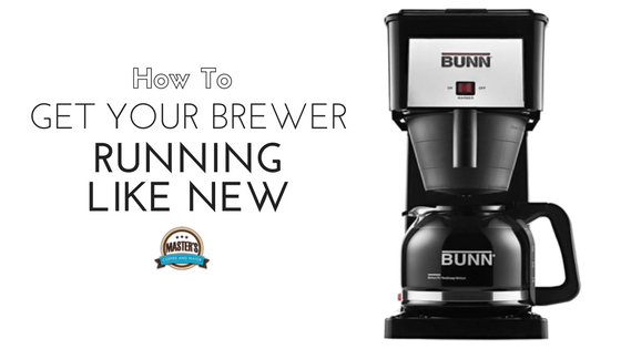 How To Get Your Brewer Running Like New