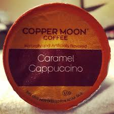 Copper Moon Caramel Cappuccino