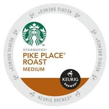 Starbucks Pike Place Cup 2